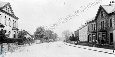 Killinghall. Ripon Road